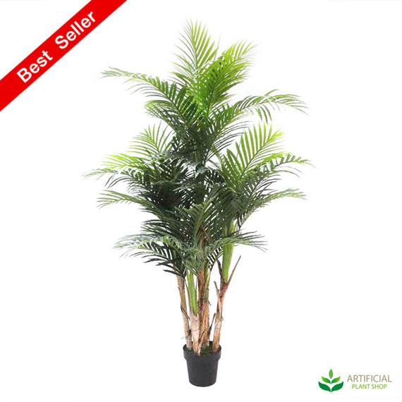 artificial areca palm 1.9m