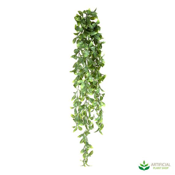 hanging leaf garland 1m