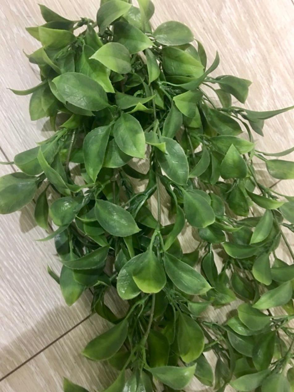 hanging leaf garland leaves