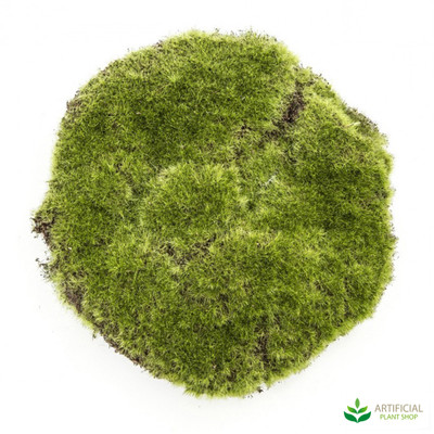 artificial moss pad (round)
