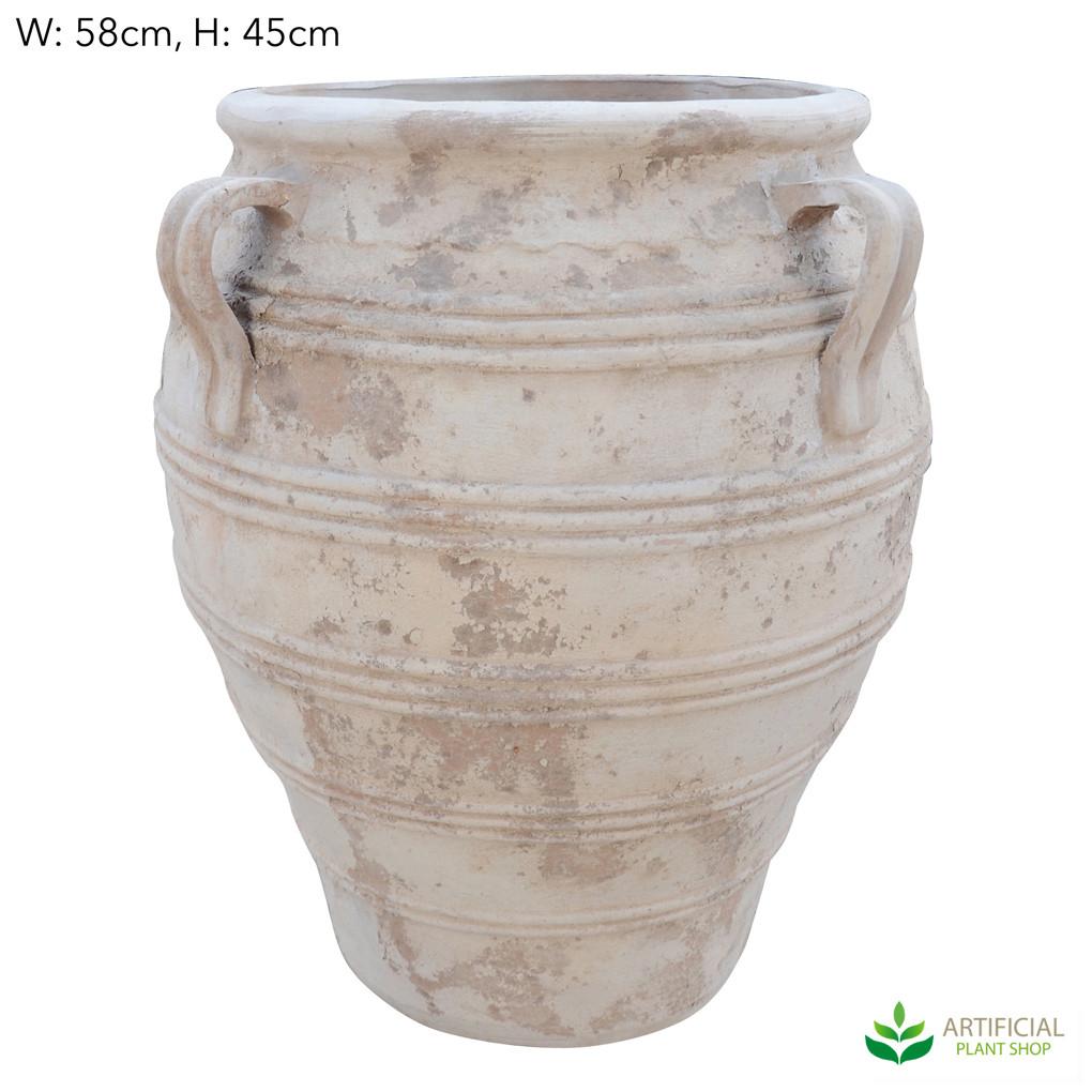 large tuscan urn planter pot