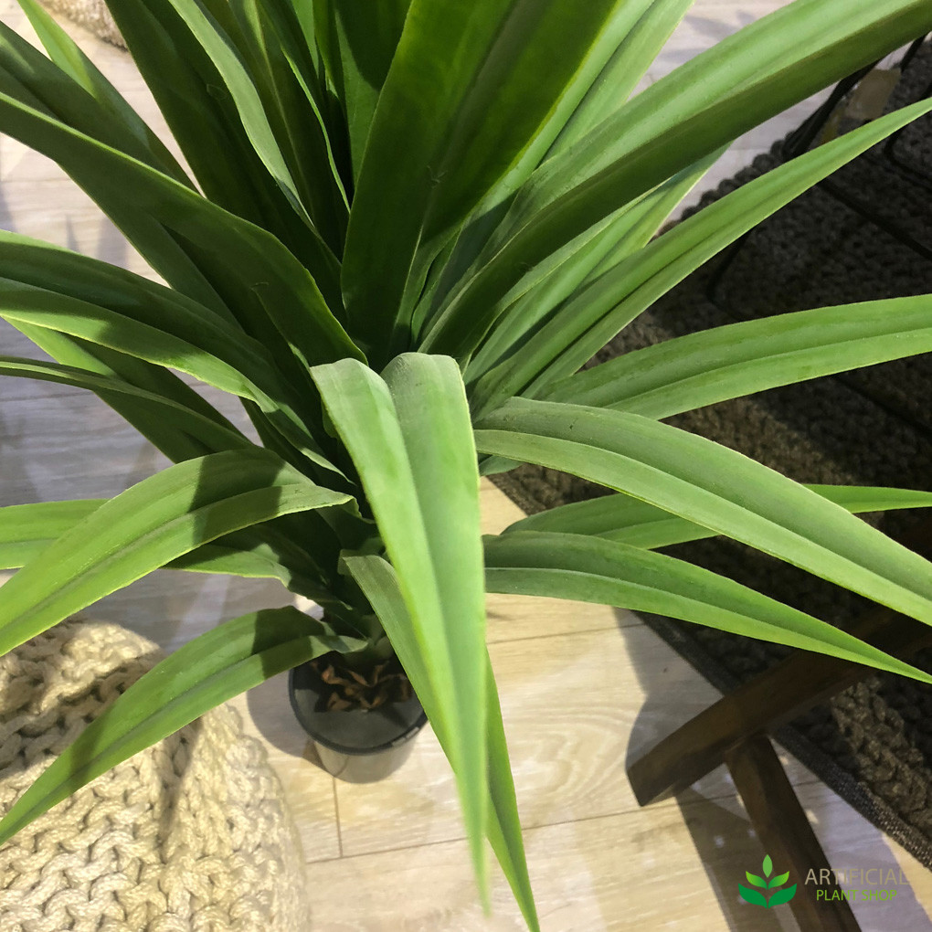 artificial dracena leaves