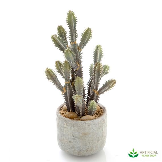 artificial cactus plant mixed 32cm