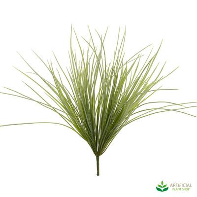 Green & Gray Grass Bush (pack of 12)