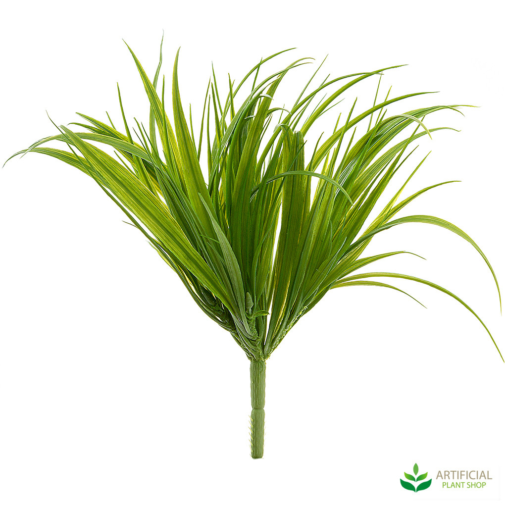 artificial grass plants (green)