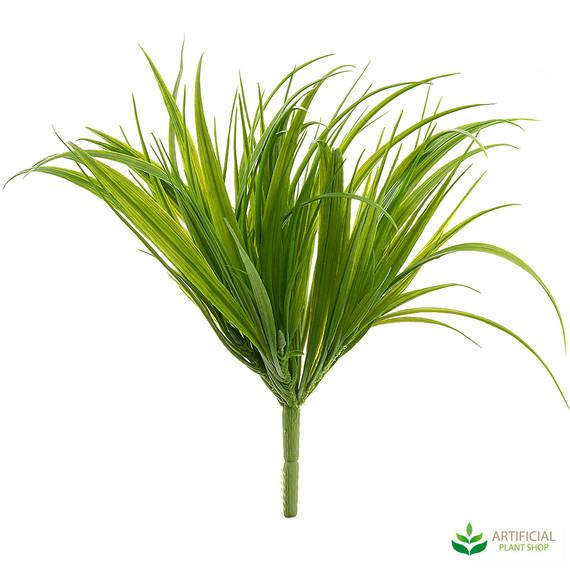 artificial grass plants (green)