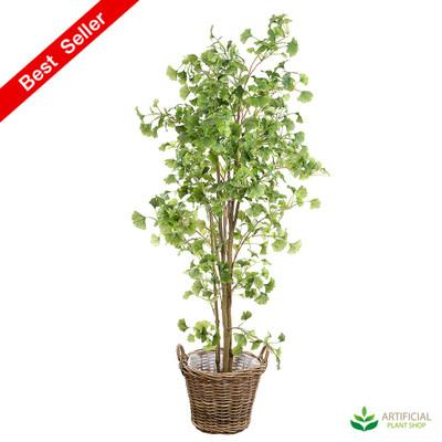 Artificial Ginko Tree 1.9m