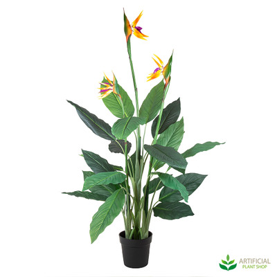 artificial bird of paradise tree 1.5m