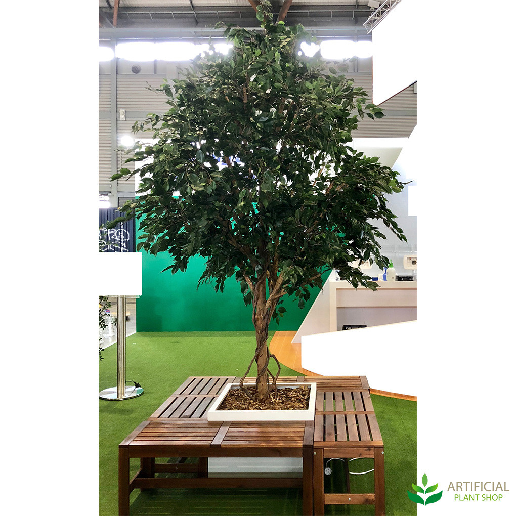 artificial giant ficus tree 3m