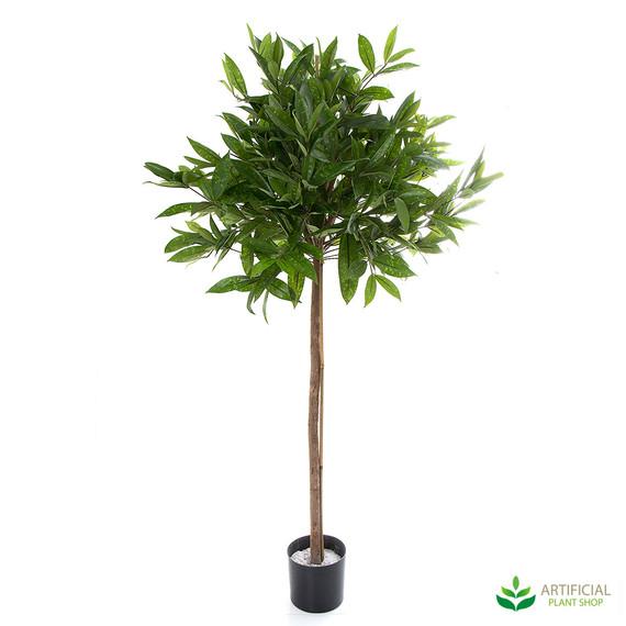 Artificial Dracaena Topiary Ball Tree