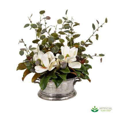 White Magnolia Arrangement 1.2m
