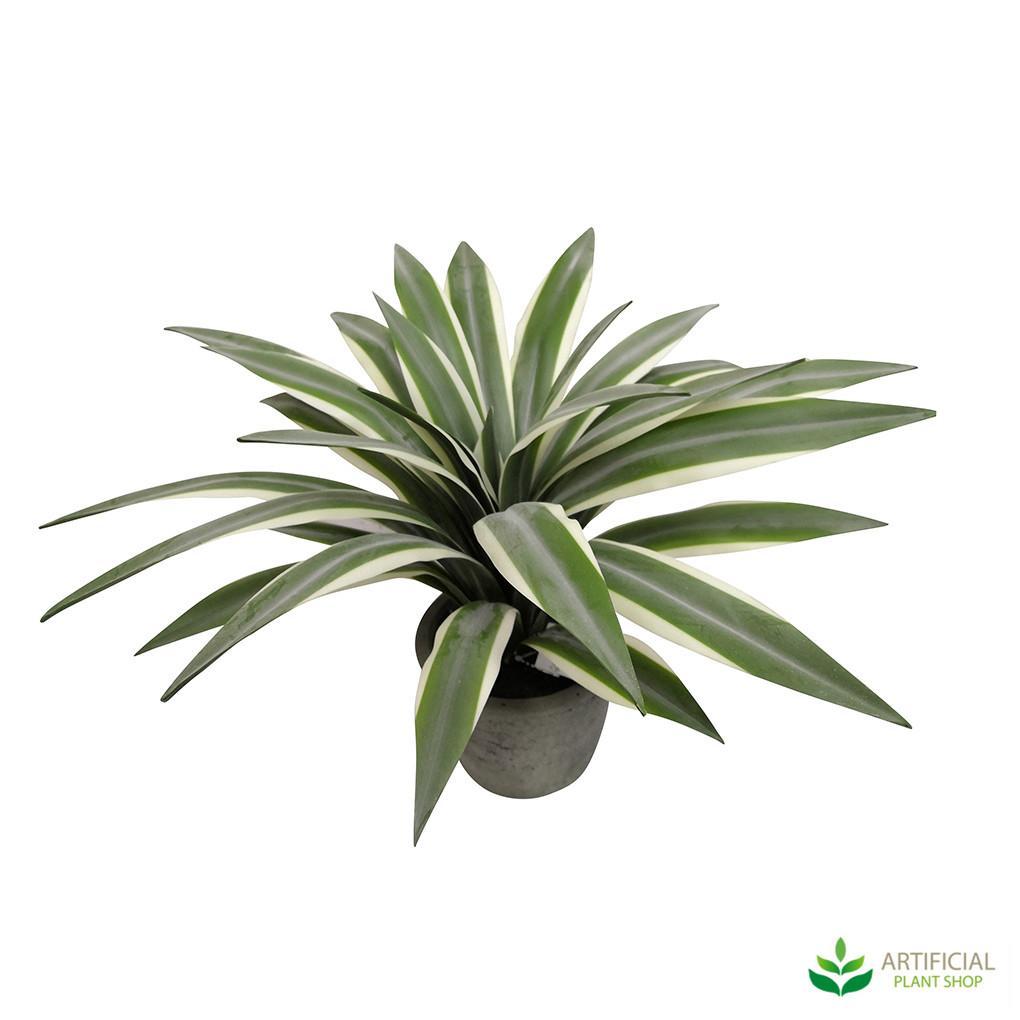 Artificial Flax Leaf
