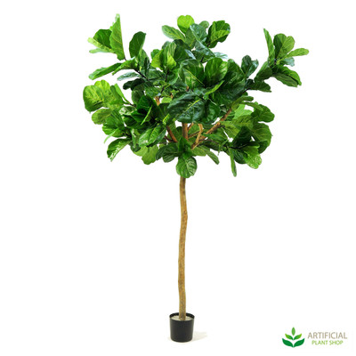 Giant Artificial Fiddle Leaf Tree