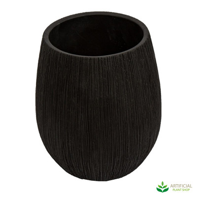Small Swart Pot Charcoal 23cm