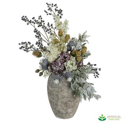 Artificial flowers, Chelsea arrangement