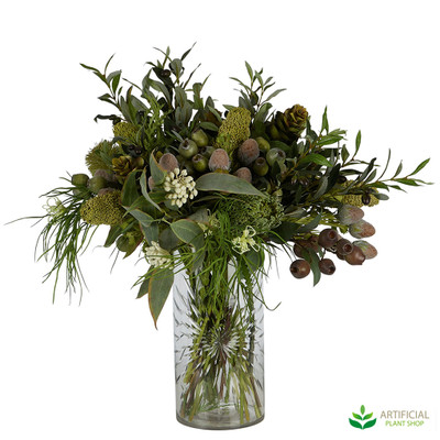Australian Native Flower Arrangement in Vase