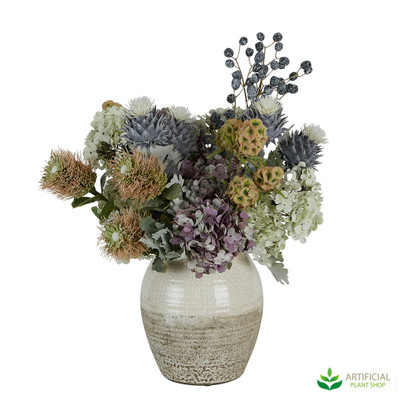 Cotswald Artificial Flower Arrangement