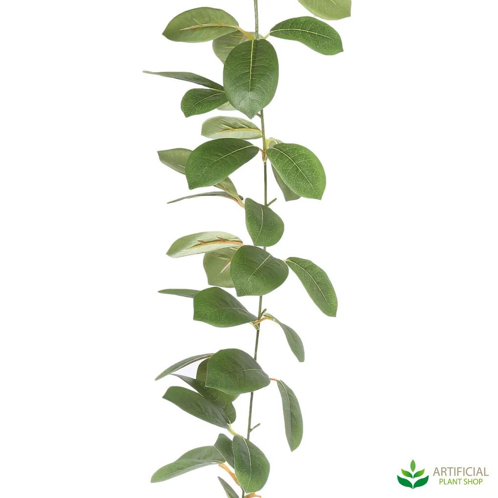 Faux Ficus Garland