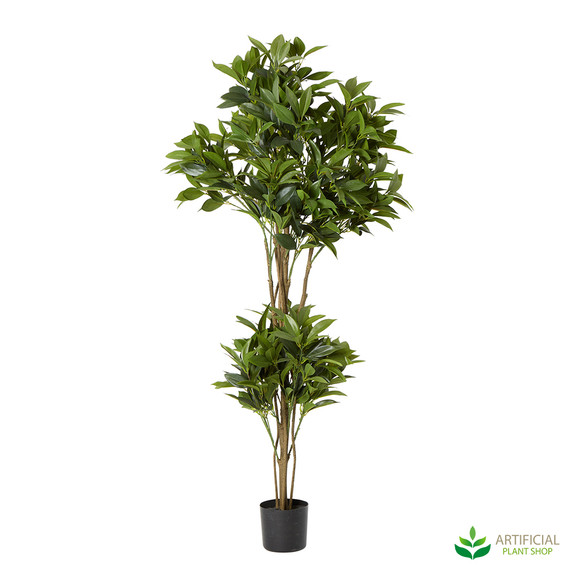 Artificial Double Topiary Tree