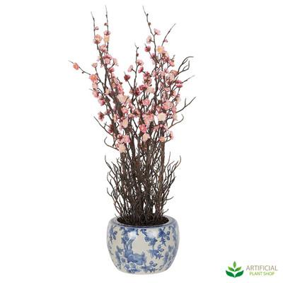 Pink Blossom Flower Arrangement