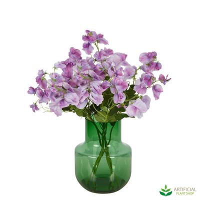 Sweet Pea flower arrangement