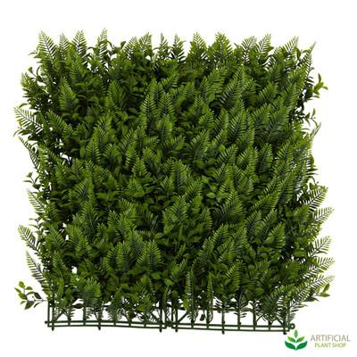 Vertical Wall Leaf hedge
