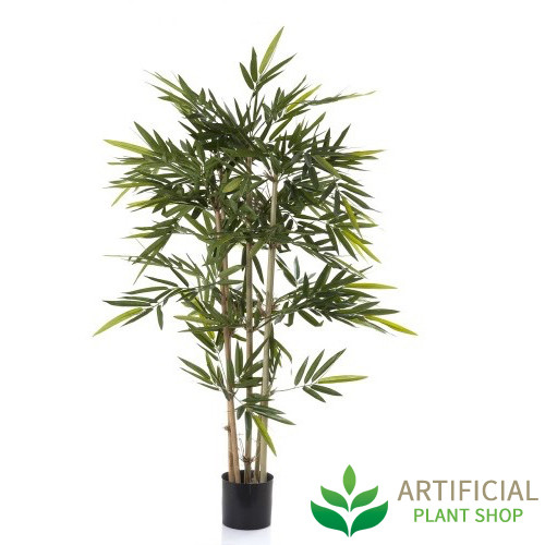 Bamboo Tree 1.2m with natural trunks