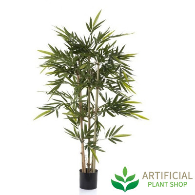Bamboo Tree 1.2m (Natural Trunks)