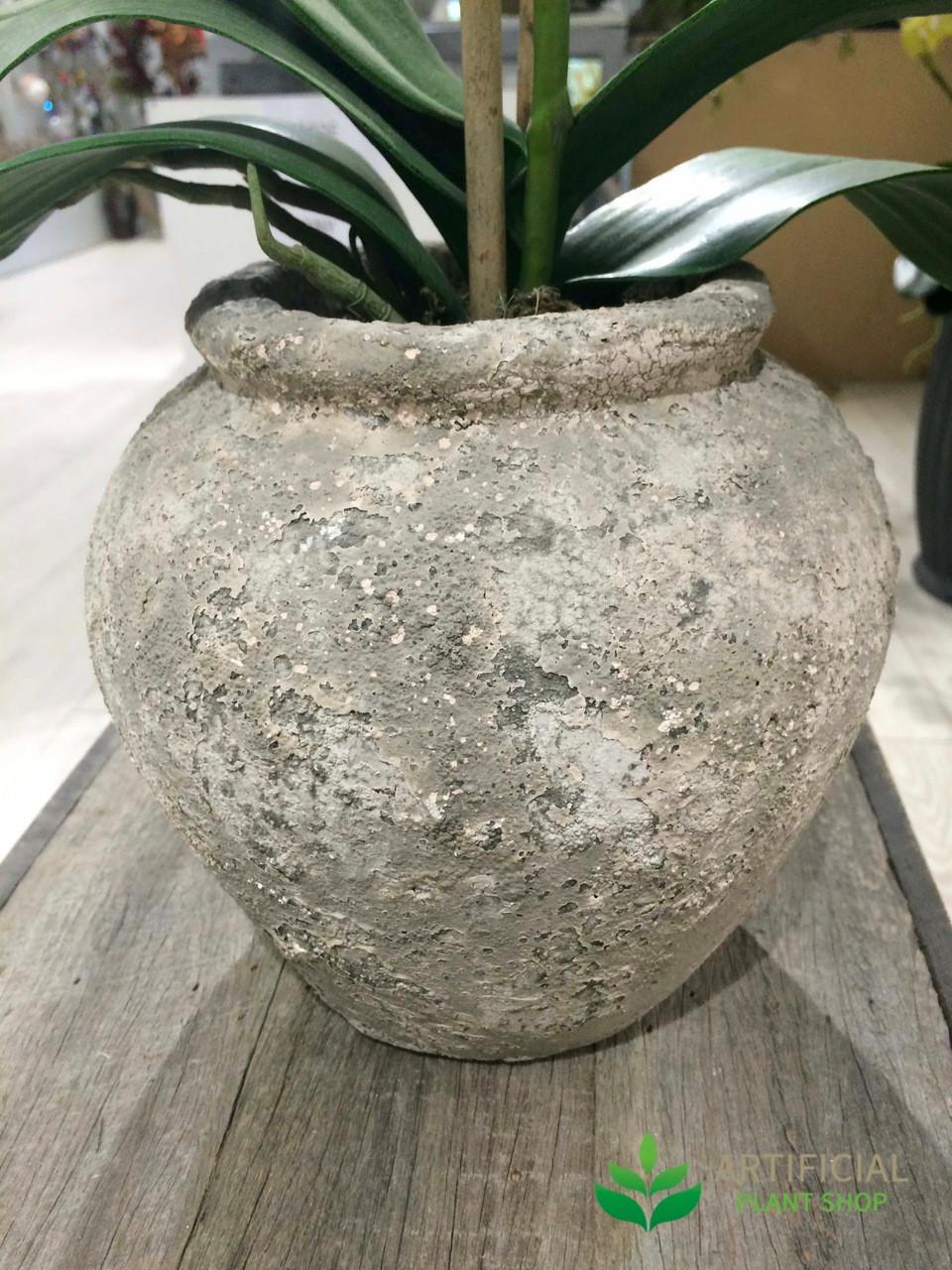 Decorative Pot for artificial Orchid