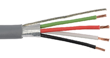 CABLE - 4 Conductor Shielded (Length: 100 feet)