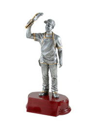 BBQ Chef Resin Trophy