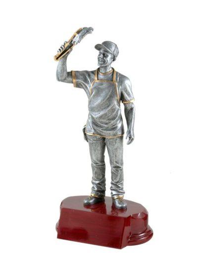 BBQ Chef Resin Trophy