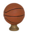 Full Size Color Basketball Resin Trophy - Topper
