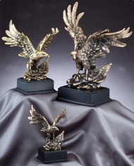 American Eagle Trophy | AE Vintage Gold Eagle Award - 3 sizes