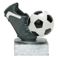 Soccer Color Tek Trophy | Fútbol Award | 4 Inch
