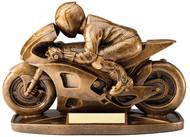 Racing Motorcycle Resin Award