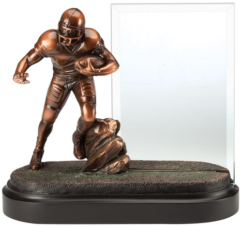 Football Story Glass Award