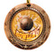 Bowling World Class Medal - Gold, Silver or Bronze | Engraved Bowler Medallion | 3 Inch Wide - Bronze