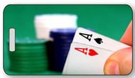 Poker Luggage / Bag Tag G11
