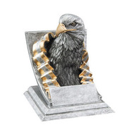 Eagle Spirit Mascot Trophy
