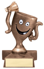 Winner's Cup Lil' Buddy Trophy