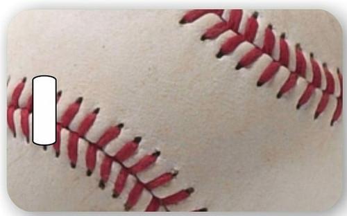 Baseball Luggage / Bag Tag G08