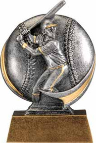 Baseball Motion Extreme 3D Trophy