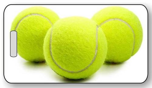 Tennis Luggage / Bag Tag G03