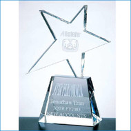 Star Crystal Meteor Trophy | Star Corporate Award - 8