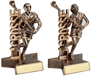 Lacrosse Superstars in Action Trophy – Male / Female