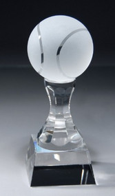 Tennis Crystal Trophy