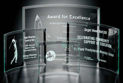 Belmont Crescent Corporate Award - 3 sizes