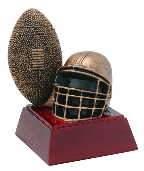 Sculptured Football Trophy