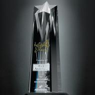 Polaris Star Tower Crystal Award